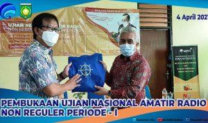 Penjabat Bupati Sumbawa, Ir. Muhammad Husni, saat membuka Kegiatan UNAR (Foto : Diskominfotik Sumbawa)